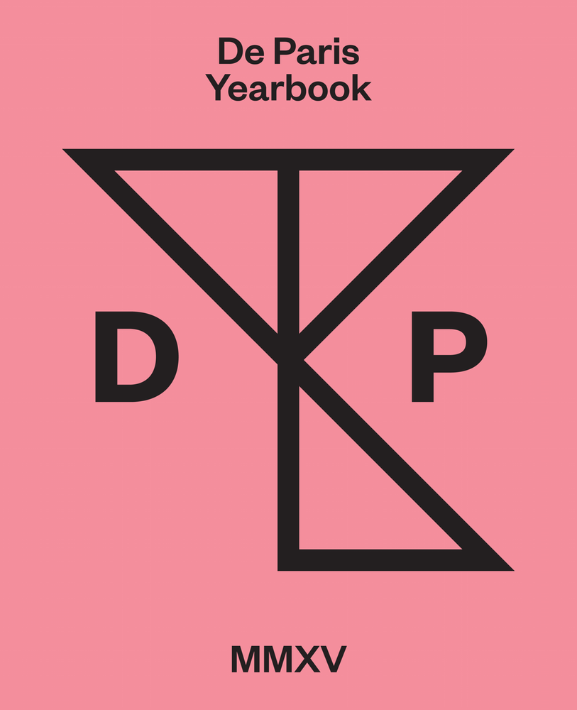 De_Paris_Yearbook_2015_cover_textile