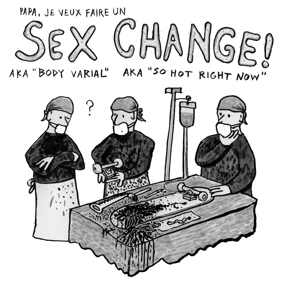 SexChange